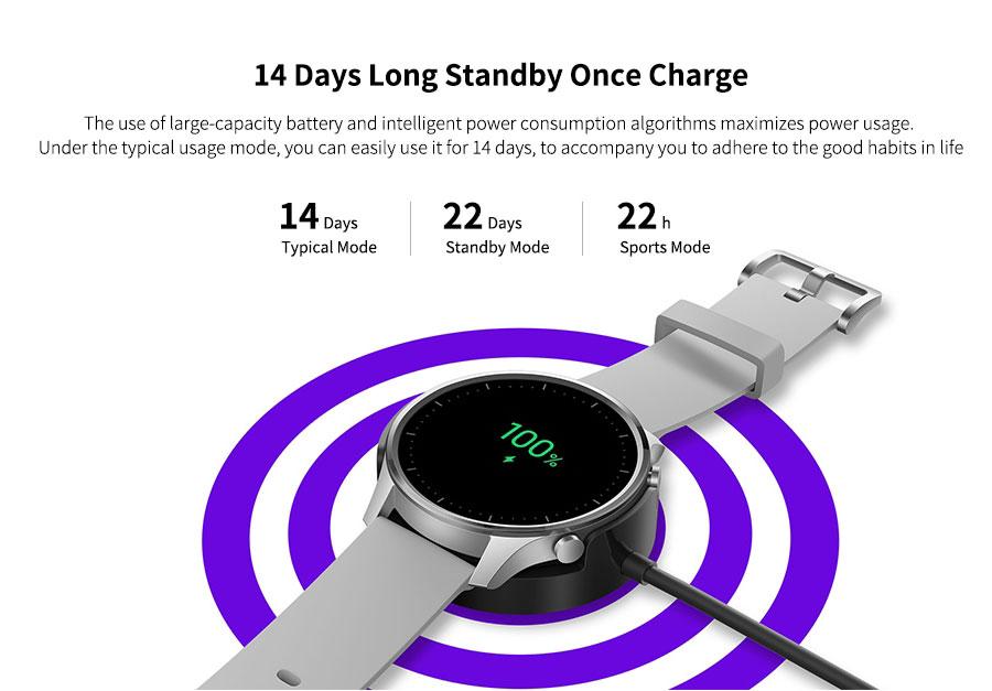 ساعت هوشمند شیائومی Xiaomi Mi Watch Color