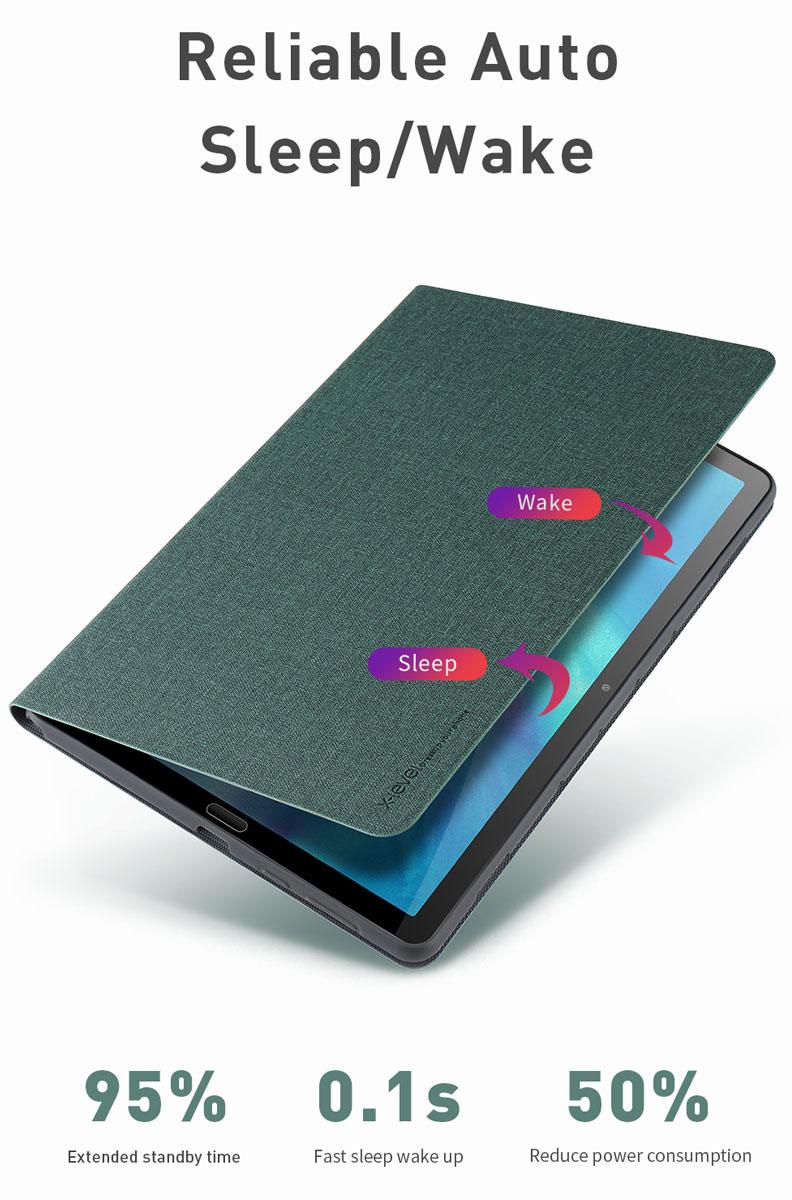 کیف تبلت هواوی Huawei MatePad 10.4 برند X-Level مدل Canvas