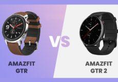 Amazfit GTR 2 VS GTR (1)
