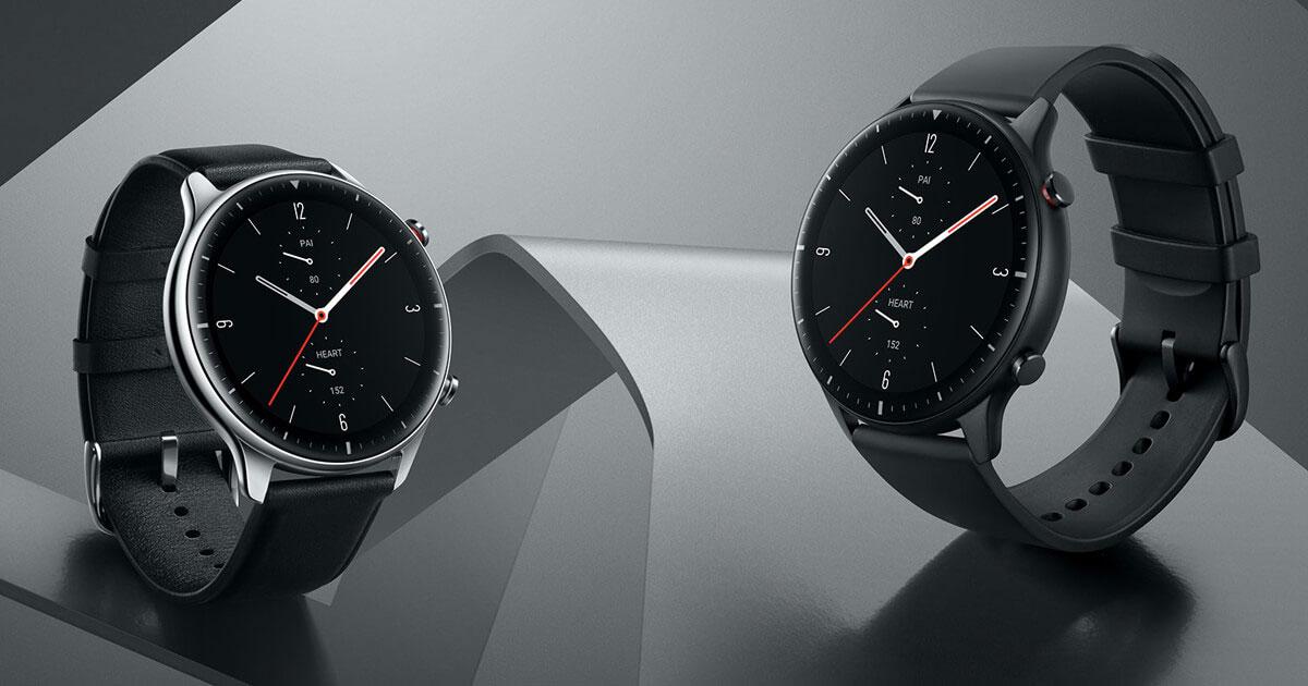 مقایسه ساعت هوشمند امیزفیت GTR ۲ و GTR