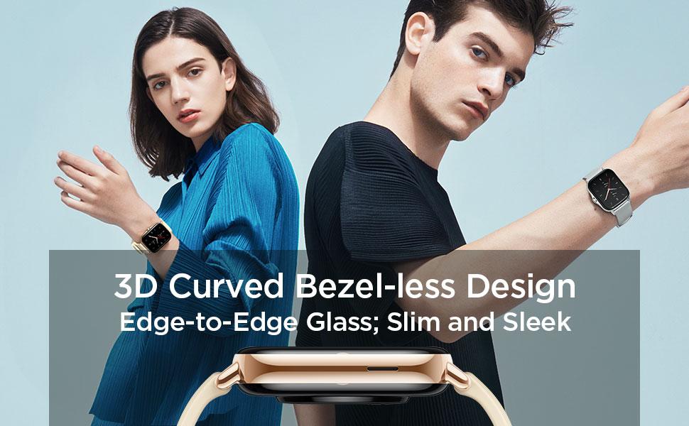 مشخصات ساعت هوشمند امیزفیت Amazfit GTS 2