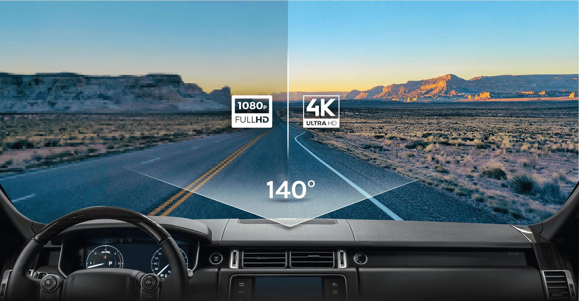 دوربین خودرو شیائومی 70mai Dash Cam A800