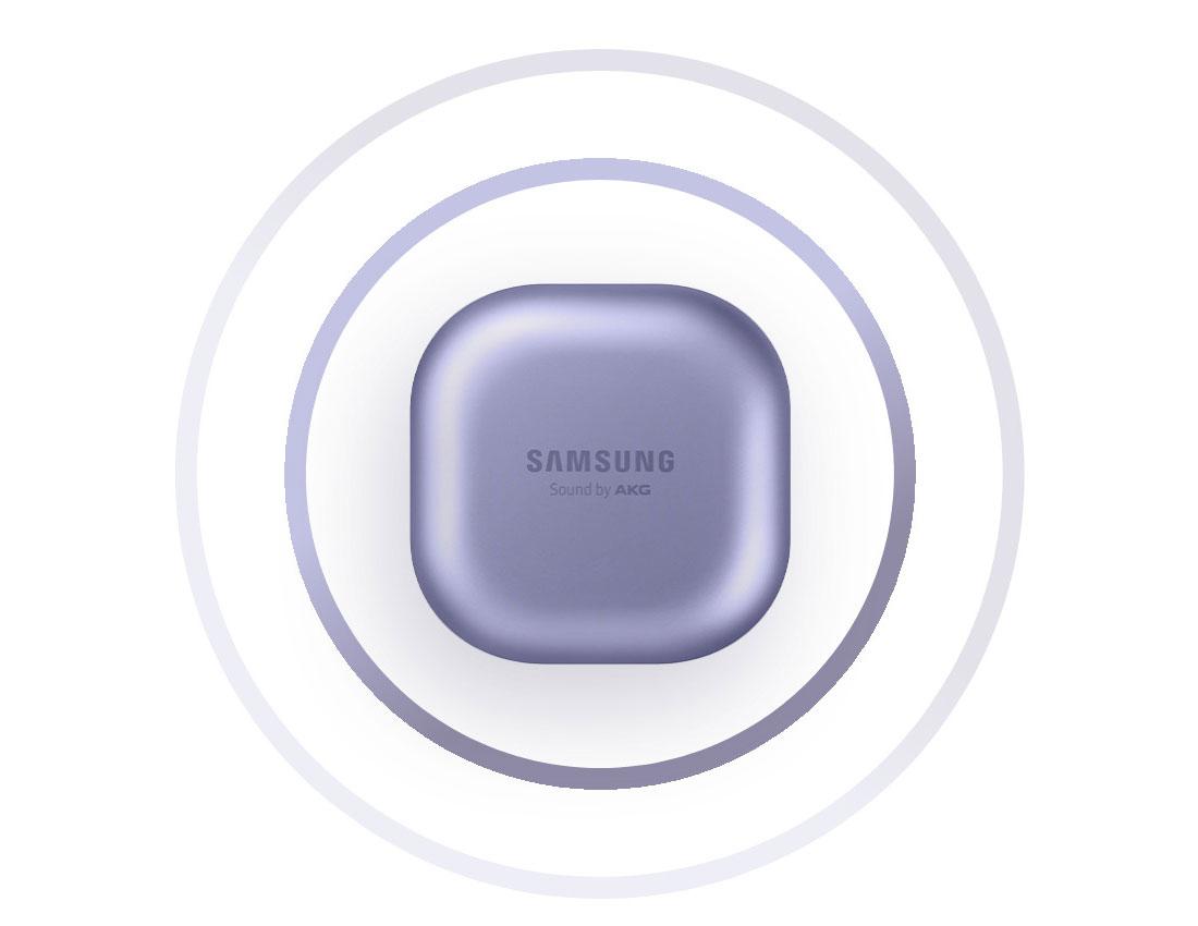 هندزفری گلکسی بادز پرو Samsung Galaxy Buds Pro
