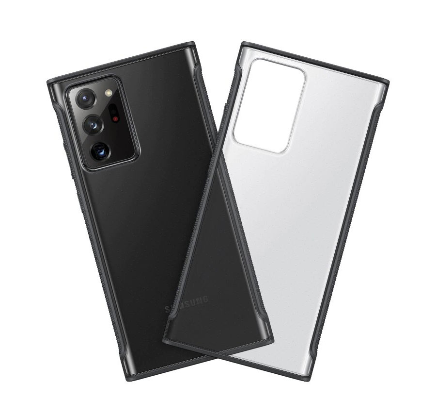 قاب محافظ اصلی سامسونگ Galaxy Note 20 Ultra Clear Protective