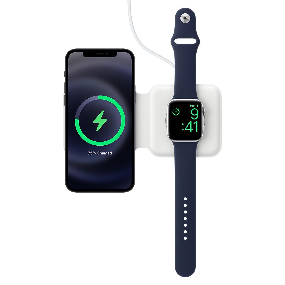 شارژر بی سیم اپل MagSafe Duo Charger