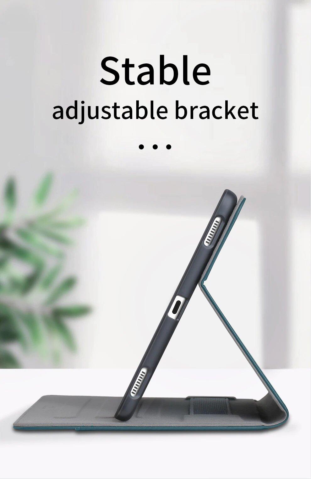 کیف تبلت سامسونگ Galaxy Tab A T515 / T510 برند X-level مدل Earl