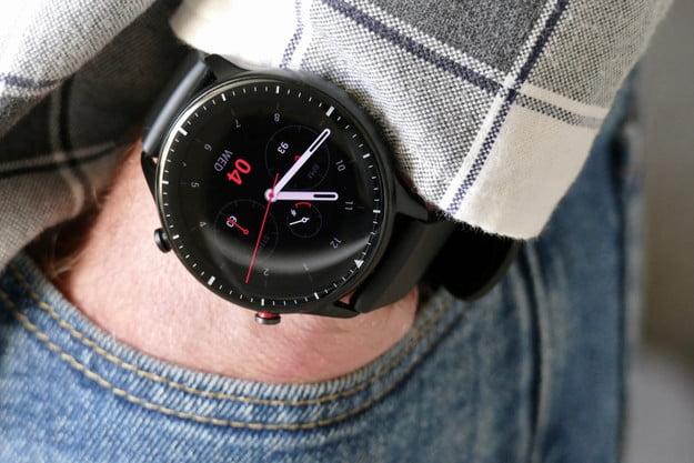 بررسی ساعت هوشمند Amazfit GTR 2