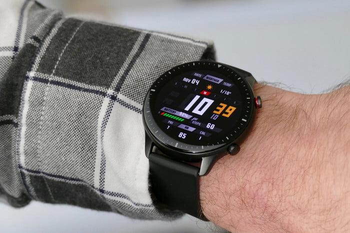 مشخصات ساعت هوشمند Amazfit GTR 2