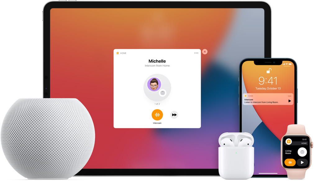 مشخصات، قیمت و خرید اسپیکر هوم پاد مینی اپل HomePod mini