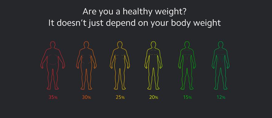 ترازو هوشمند شیائومی Mi Body Composition Scale 2