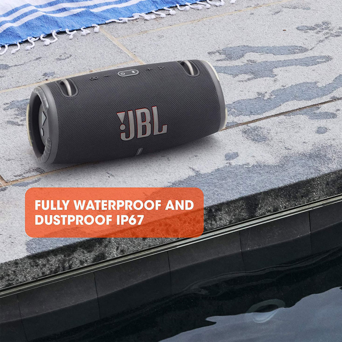 قیمت و خرید اسپیکر بلوتوث JBL Xtreme 3