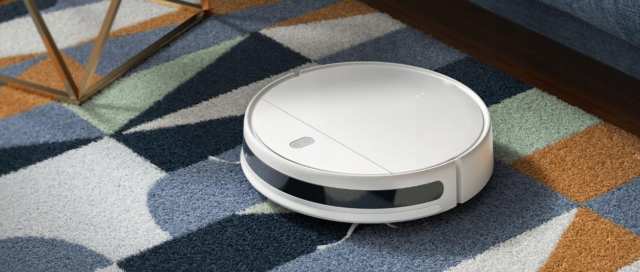 جارو رباتیک شیائومی Mi Robot Vacuum Mop Essential