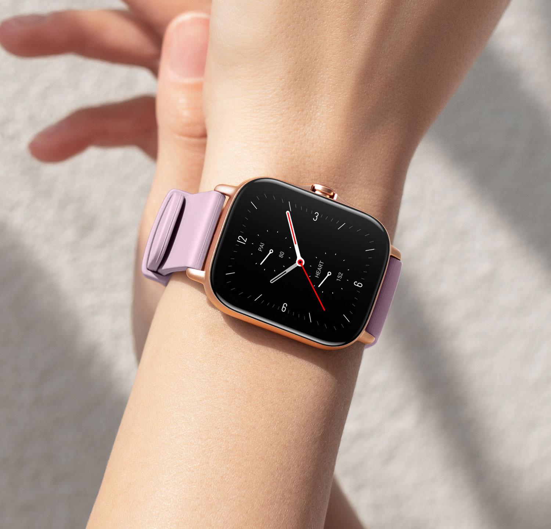 قیمت و خرید ساعت هوشمند امیزفیت Amazfit GTS 2e