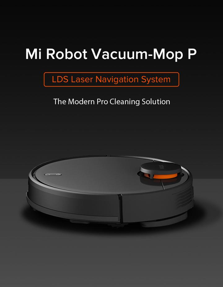 جارو هوشمند شیائومی Mi Robot Vacuum Mop Pro