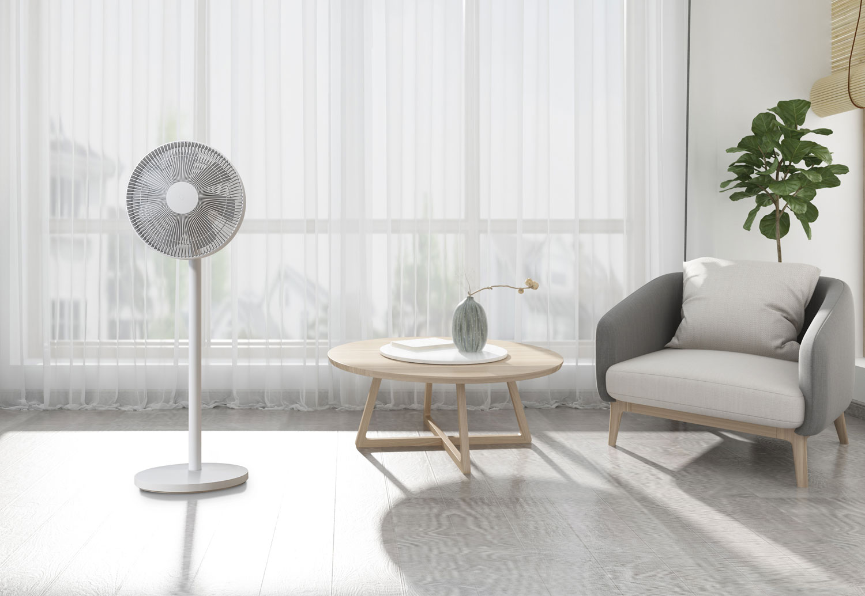 قیمت و خرید پنکه هوشمند شیائومی Mi Smart Standing Fan 1C