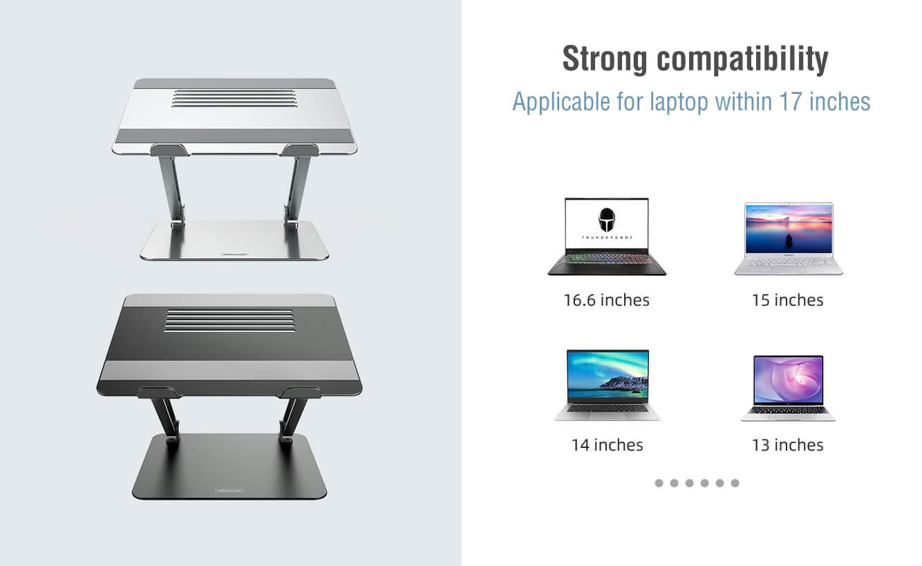 قیمت و خرید پایه نگهدارنده لپ تاپ نیلکین Nillkin ProDesk Adjustable