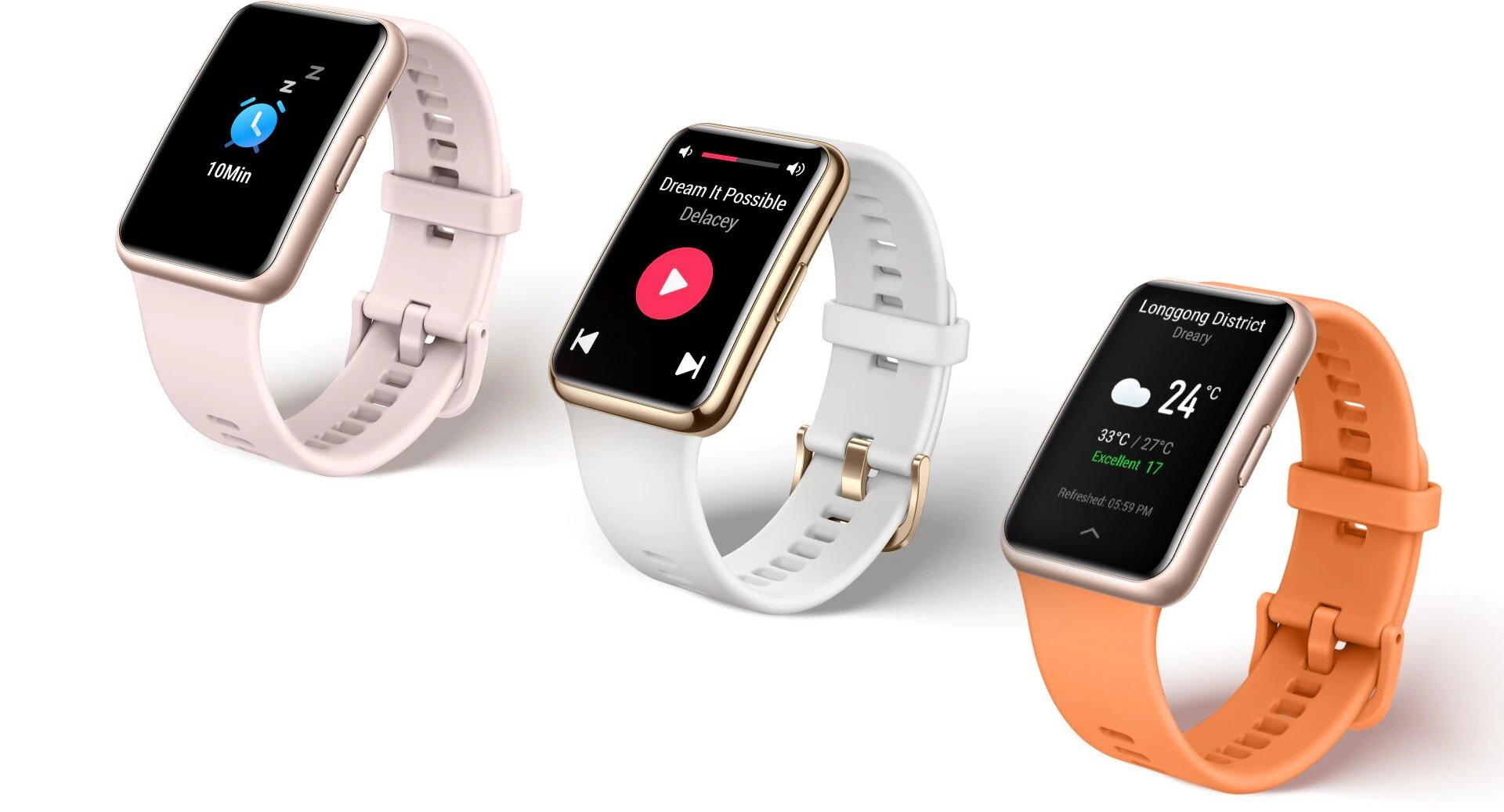 قیمت ساعت هوشمند هواوی Huawei Watch Fit