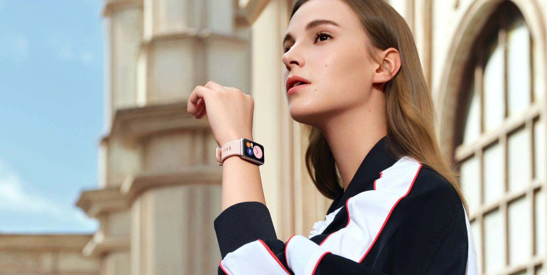 خرید ساعت هوشمند هواوی Huawei Watch Fit