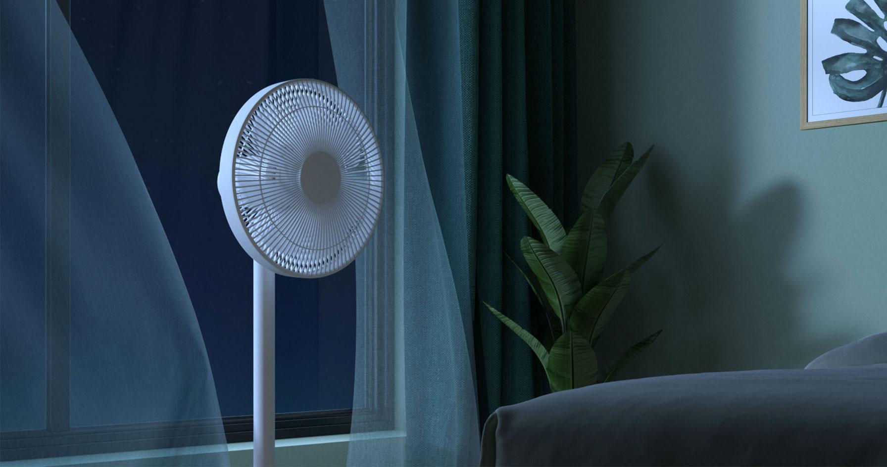 پنکه ایستاده شیائومی Mi Smart Standing Fan 1X