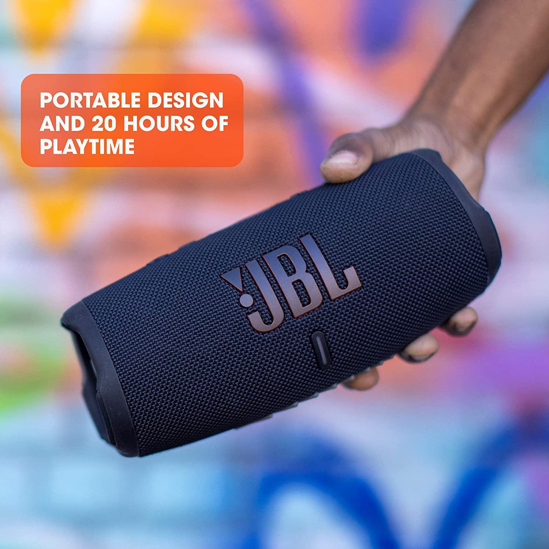 قیمت و خرید اسپیکر بلوتوث جی بی ال JBL Charge 5