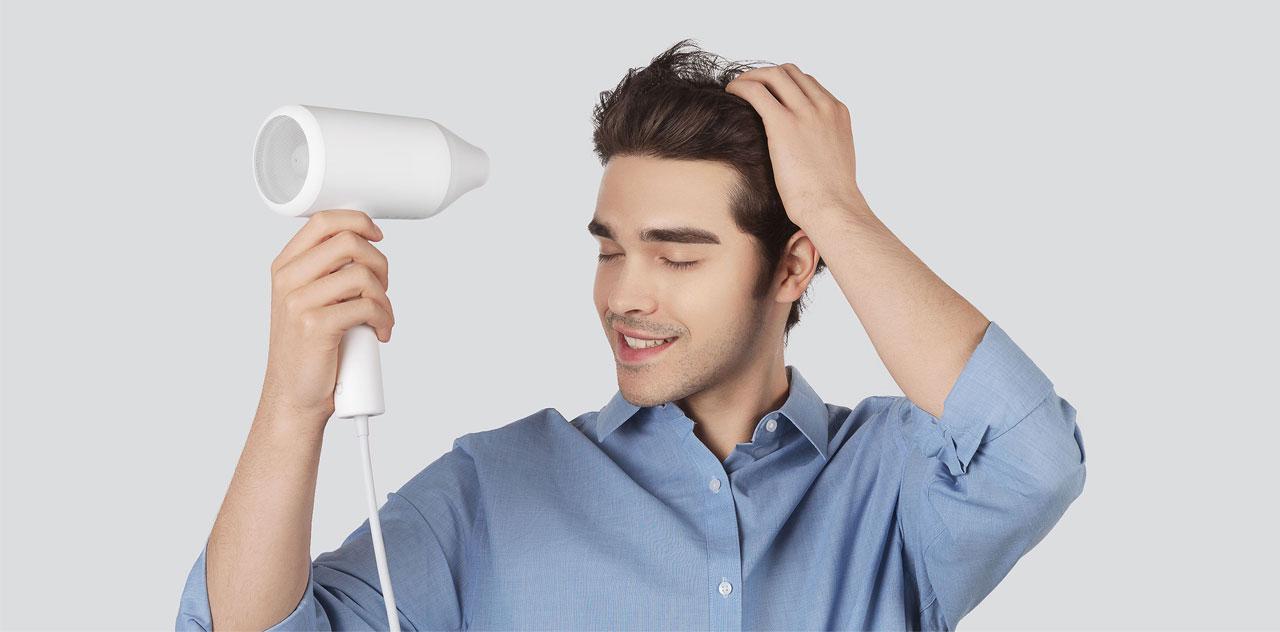 سشوار شیائومی Mi Ionic Hair Dryer مدل CMJ01LX3