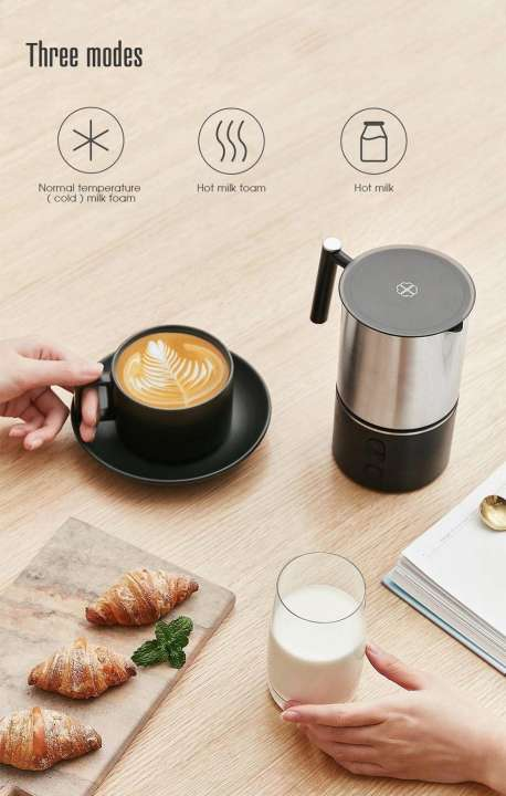 خرید کف ساز شیر شیائومی SCISHARE S3101 Milk Frother